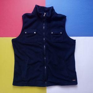 CHAPS Sport Zip-Up Fleece Vest